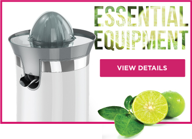 Essential Equipment Juicing Limes JCJ450