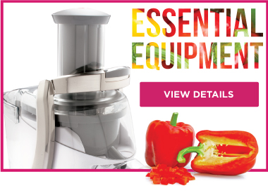 Essential Equipment Juicing Pepper JM400