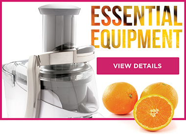 Essential Equipment JM400 Oranges