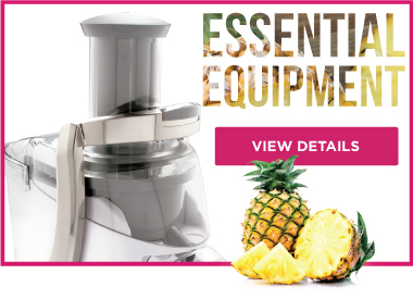 Essential Equipment Juicing Pineapple JM400