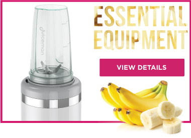 Essential Equipment Juicing JMB1000 Banana