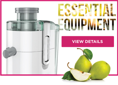 Essential Equipment JM250 Pears