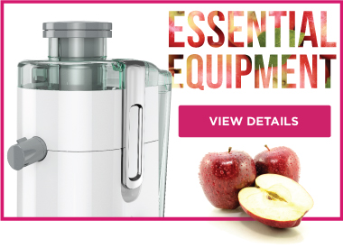 Essential Equipment Juicing Apples JM250